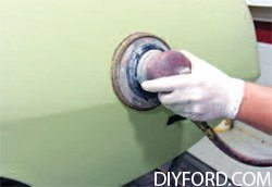 [Mustang Paint Prep and Body Filler – How to Restore Your Mustang] 5