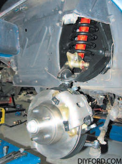 [Ultimate Brake Guide for Restoring Your Mustang]0012