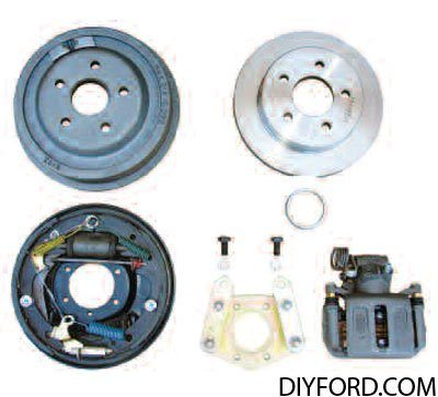 [Ultimate Brake Guide for Restoring Your Mustang]0015