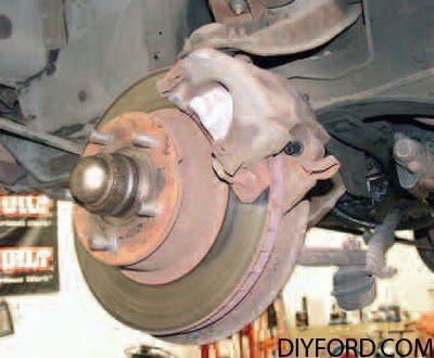 [Ultimate Brake Guide for Restoring Your Mustang]003