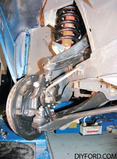 [Mustang Rear Suspension Guide - Step By Step]0 4