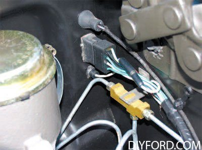 [Mustang Electrical Tips - Grounds, Connection, and Shorts 1965-1973]04