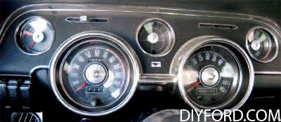 [Mustang Restoration Interior Tip - How to Inspect and Evaluate]04