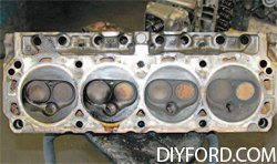 [Mustang Cylinder Block Head Prep and Engine Disassembly] 4