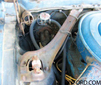 [How to Start a Mustang Restoration Project - Step by Step]08