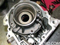 [Mustang Automatic Transmission Assembly - Restoration Tips] 9
