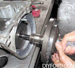 [Mustang Automatic Transmission Assembly - Restoration Tips] 14