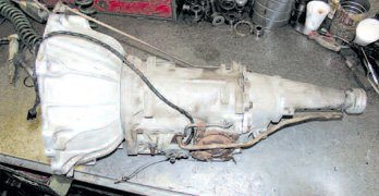 Mustang Automatic Transmission Assembly – Restoration Tips