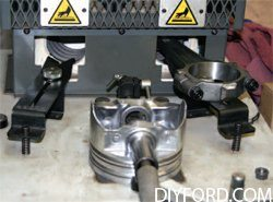 Ford Big-Block Engine Guide: How to Balance the Rotating Assembly 010