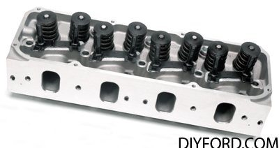 Ford 351 Cleveland Engine Cylinder Head Sources 014
