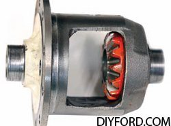 Ford 8.8 Inch Traction-Lok Differential Assembly - How to Guide 05