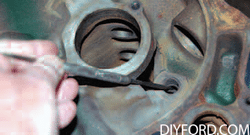 Ultimate Big-Block Ford Engine Disassembly Guide - Step by Step 053