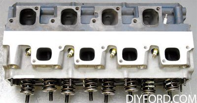 Ford 351 Cleveland Engine Cylinder Head Sources 07
