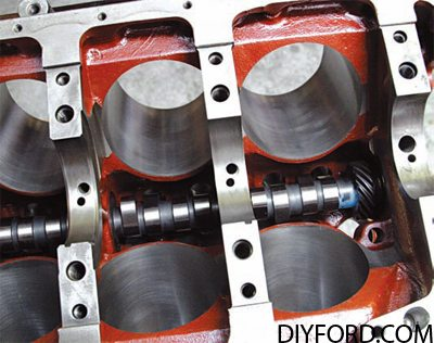Ford 351 Cleveland Camshaft Guide: Street Cams 09