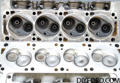 Ford 351 Cleveland Engine Cylinder Head Sources 10