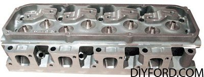 Ford 351 Cleveland Engine Cylinder Head Sources 11