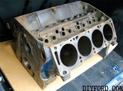 How to Choose a Ford FE Engine Block 1