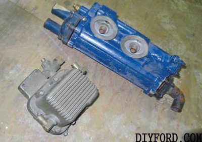 Ford FE Engine Oiling System: The Complete Guide 11