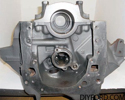 Ford 351 Cleveland Engines: Block Identification Guide 12
