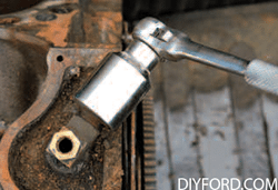 Ultimate Big-Block Ford Engine Disassembly Guide - Step by Step 14