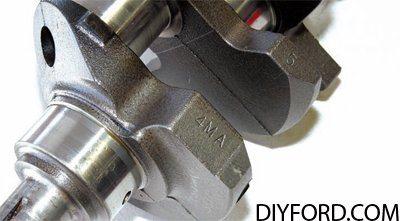 Ford 351 Cleveland Engines: Crankshaft Guide 1