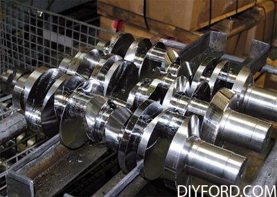 Ford 351 Cleveland Engines: Crankshaft Guide 15