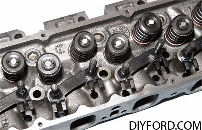 351 Cleveland Cylinder Heads Guide: Factory Iron Heads 1