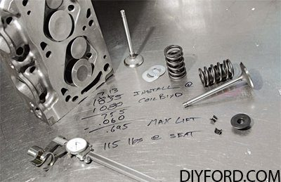 Ford 351 Cleveland Performance Guide: Valvetrain 1