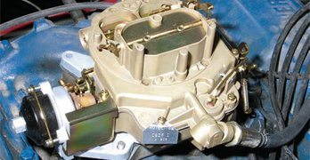 Ford 351 Cleveland Engine Carburetion Guide