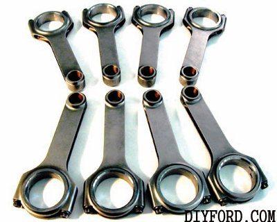 Ultimate Ford FE Engine Crankshaft Guide 19