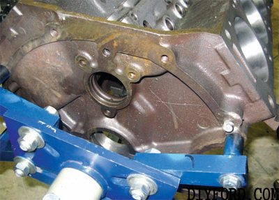 How to Choose a Ford FE Engine Block 21