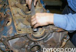 Big-Block Ford Engine Inspection and Parts Cleaning Guide 23