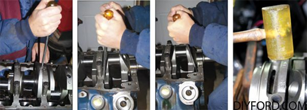 How to Install the Camshaft in Your Ford Big Block Engine 02