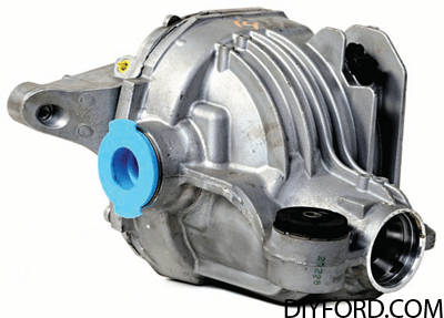 Ford Axle History and Identification: Ford Differentials 30