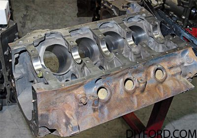 Ford 351 Cleveland Engines: Block Identification Guide 3