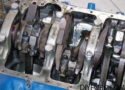 Ford 351 Cleveland Engines: Crankshaft Guide 3