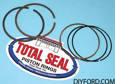 Ford 351 Cleveland Rotating Assembly Guide: Pistons 4