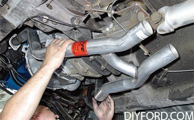 Ford 351 Cleveland Engine Guide: Exhaust Systems 4