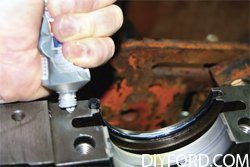 How to Install the Camshaft in Your Ford Big Block Engine 4