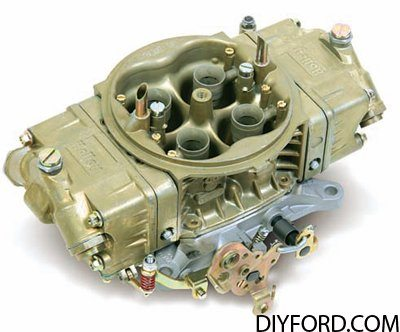Ford 351 Cleveland Engine Carburetion Guide 5