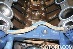 How to Install the Intake Manifold in Your Ford Big-Block Ford Engine Rebuild 5