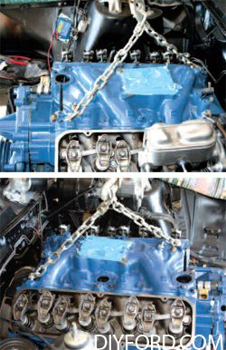 How to Install Your Big-Block Ford Engine Into Your Vehicle Step by Step 5