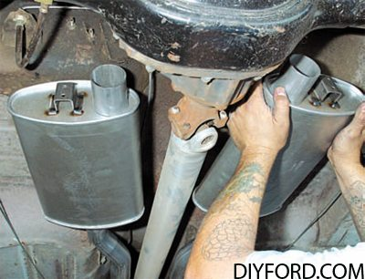 Ford 351 Cleveland Engine Guide: Exhaust Systems 6