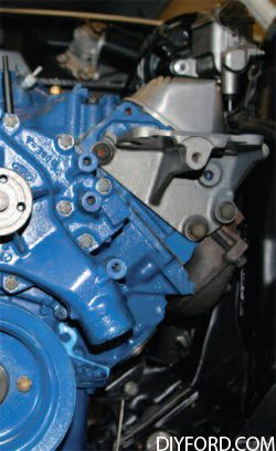 How to Install Your Big-Block Ford Engine Into Your Vehicle Step by Step 6