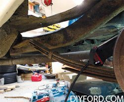 Ford 9-Inch Axle Performance Installation - How to Guide 6