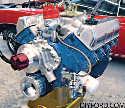 Ford Big-Blocks: The Ultimate Cleveland 335 Series Engine Guide 71