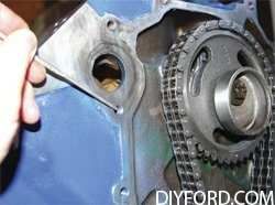 How to Install the Timining Chain and Gears in Your Big-Block Ford Engine 7