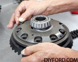 Ford 9 Inch Differential Guide: Third-Member Assembly 7