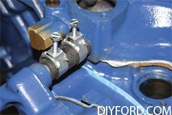 How to Install the Intake Manifold in Your Ford Big-Block Ford Engine Rebuild 8