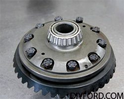 Ford 9 Inch Differential Guide: Third-Member Assembly 8